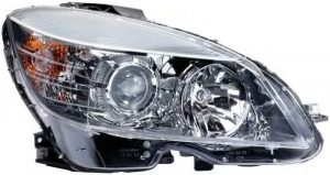 W204 Halogen Headlight Right Hand Side (NEW)