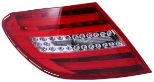 W204 Tail Light Left Hand Side Facelift (USED)