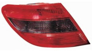 W204 AMG Tail Light Left Hand Side (USED)
