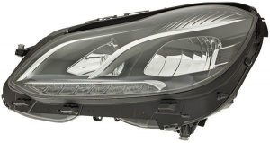 USED E-Class Halogen Head Light Left Hand Side (W212 Facelift)