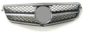 W204 ABS GRILLE TAIWAN (NEW)
