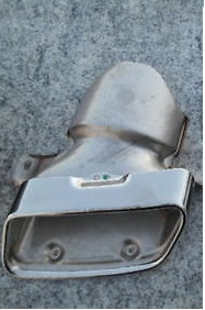 W212 TAIL PIPE AMG LH (USED)