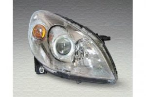 W245 FRONT HEADLIGHT LH (USED)
