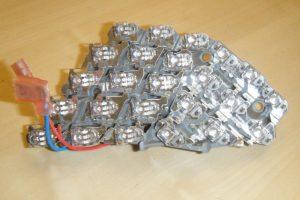 W211 REAR STOP LAMP RH (USED)
