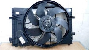 W203 RADIATOR FAN (USED)