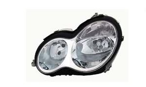 W203 HEADLAMP LH (USED)