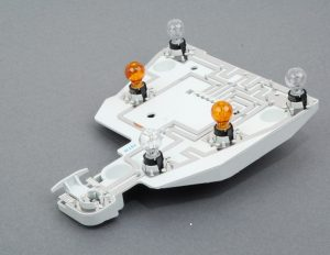 W211 TAIL LIGHT LH (USED)