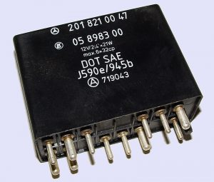 W201 RELAY (USED)