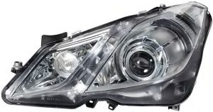 W207 HEADLAMP XENON LH (USED)