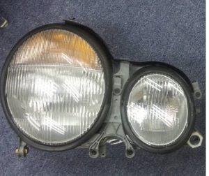 W128 LIGHT UNIT LH (USED)