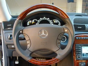 W220 STEERING WHELL AMG (NEW)