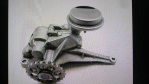 M112 ENGINE OIL PUMP (USED)