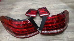 W212 TAIL LAMP FACELIFT (NEW) -4PCS NEW MODEL