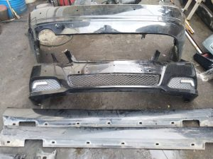 W212 BODY PARTS COMPLETE SET (USED)