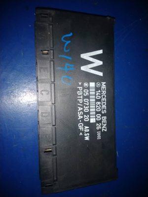W140 CONTROL UNIT (USED)