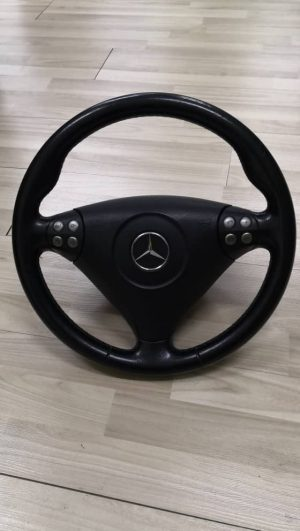 W203 STEERING WHEEL 1SET USED