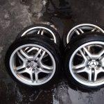 Mercedes Used Rims