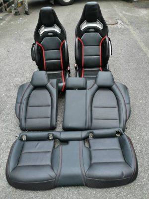 W176 A45 SEAT