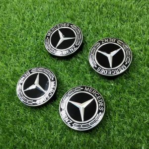 RIM CAP MERCEDES (NEW) SET